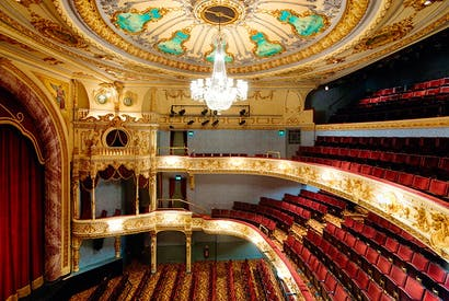Elegant and gilded: the Everyman in Cheltenham