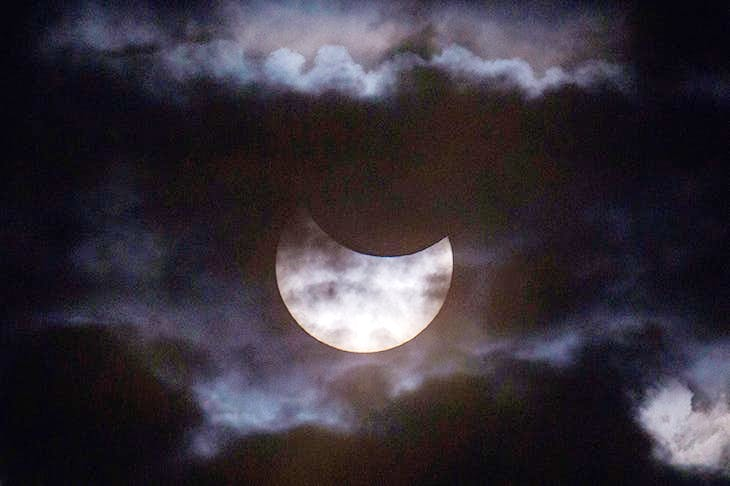 'An inconceivable operation of the gigantic forces of nature': a total solar eclipse sweeps across Indonesia in March 2016