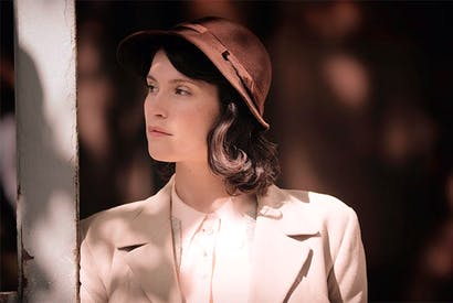 A Kentish girl: Gemma Arterton as Catrin in 'Their Finest'