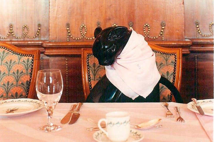 Winston Churchill's favourite dinner guest