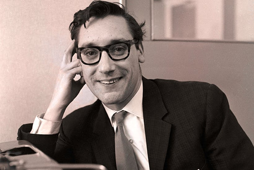 Master of dramatic interplay: Jack Rosenthal in 1962