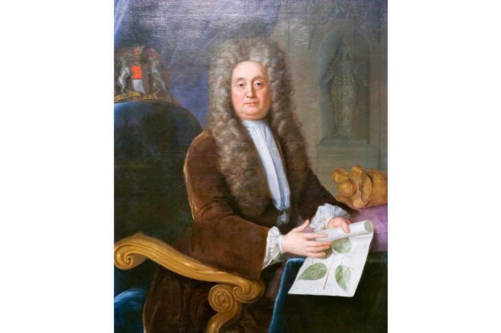 Portrait of Hans Sloane by Stephen Slaughter (1736)