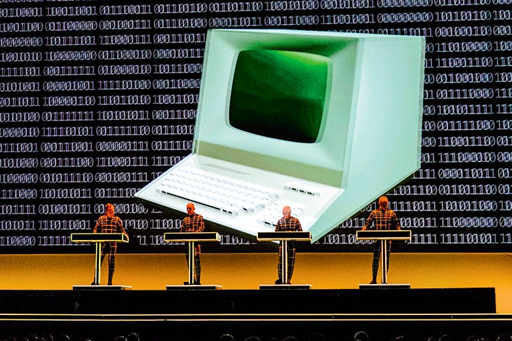 The very embodiment of a heritage rock act: Kraftwerk in concert at Brighton Centre, 2017