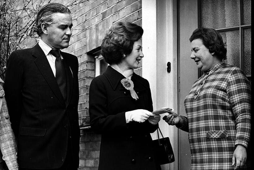 The right kind of doorstep: Richmond in 1970