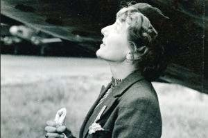 The half-Jewish Melitta Schiller, who supported the plot to kill Hitler.
