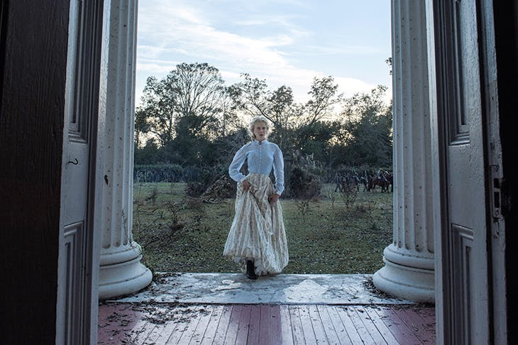 Ladies first: Nicole Kidman as Miss Martha in Sofia Coppola's The Beguiled