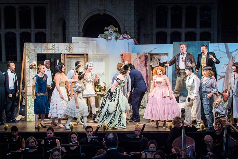 All the world's a stage in OHP's Zaza