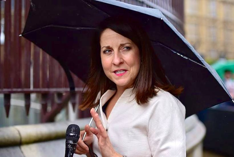 Liz Kendall (image: Getty)