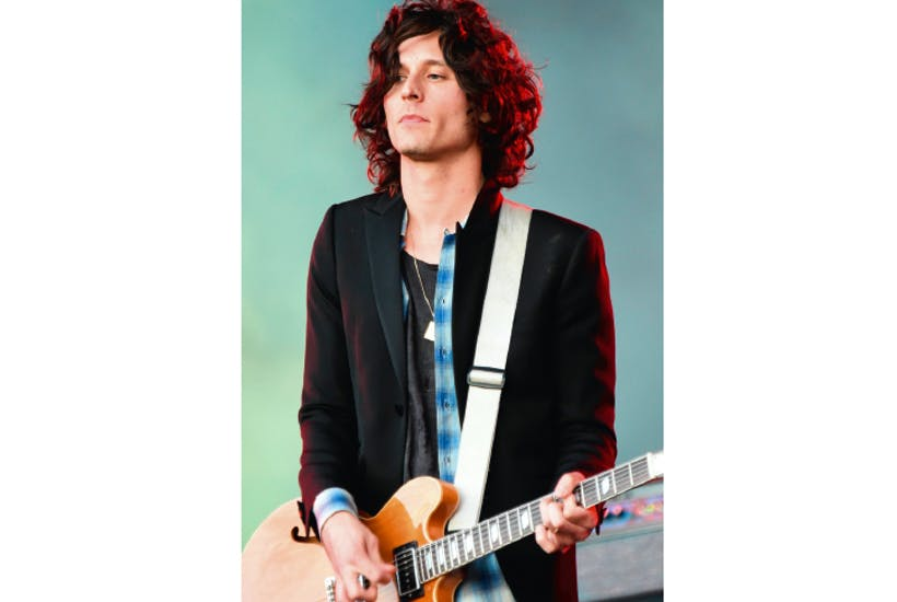 Rebooting the sordid glamour of 1970s New York: Nick Valensi, The Strokes's guitarist