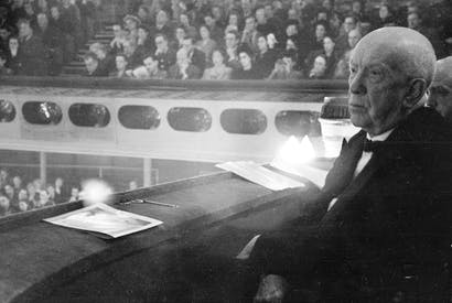 Richard Strauss (image: Getty)