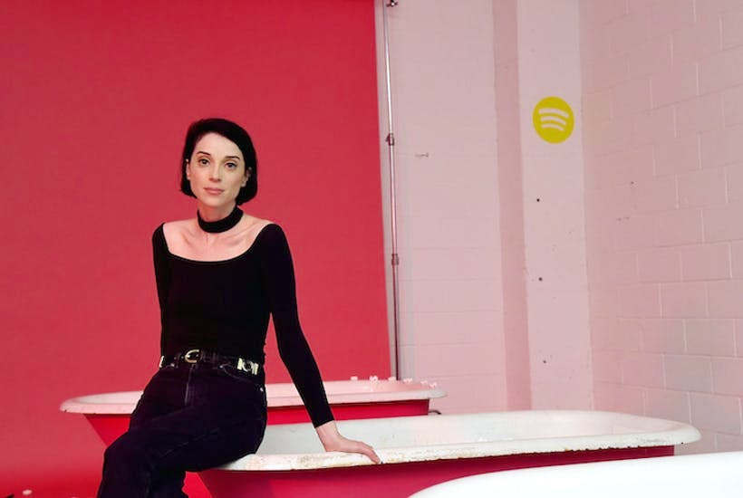 St Vincent (image: Getty)