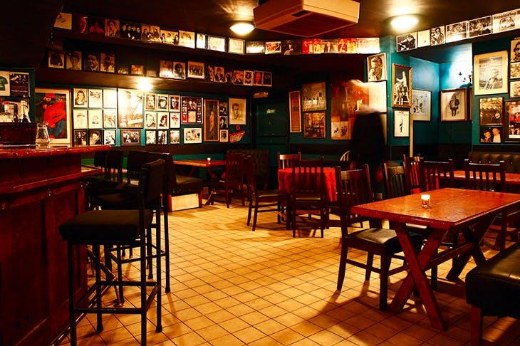 Hidden den: Gerry's Club on Dean Street