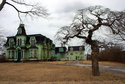 Victorian house (image: istock)