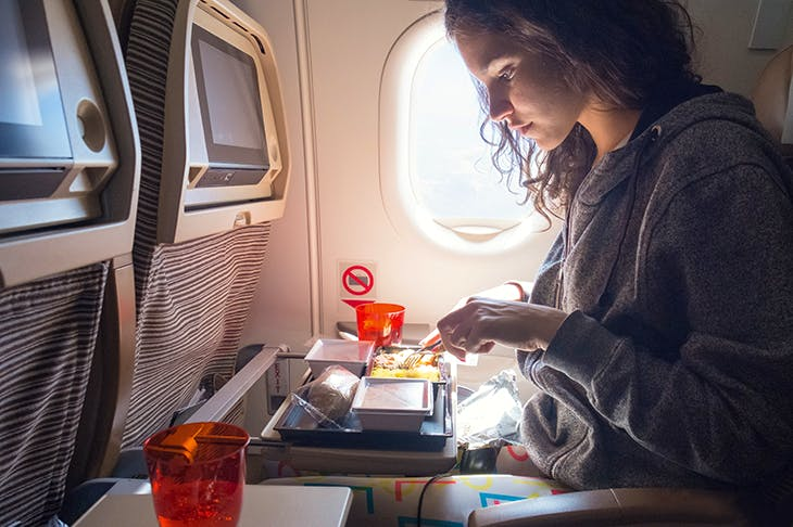 A cure for wanderlust: 23 hours in economy