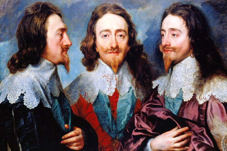 The many faces of Charles I: the 'man of blood' aroused real hatred. But he had a magical quality that inspired deep devotion, too