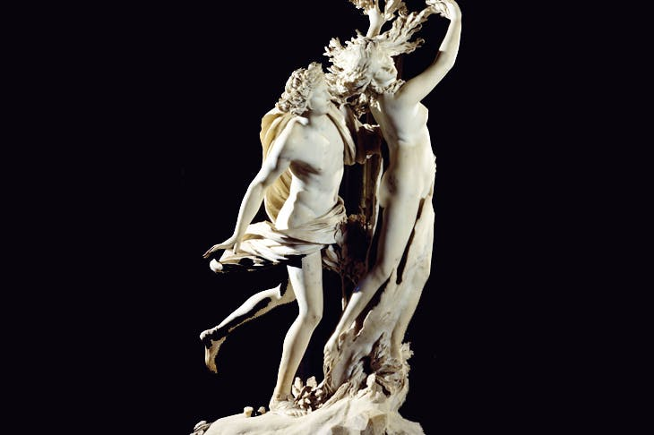 'Apollo and Daphne', early 1620s, by Bernini