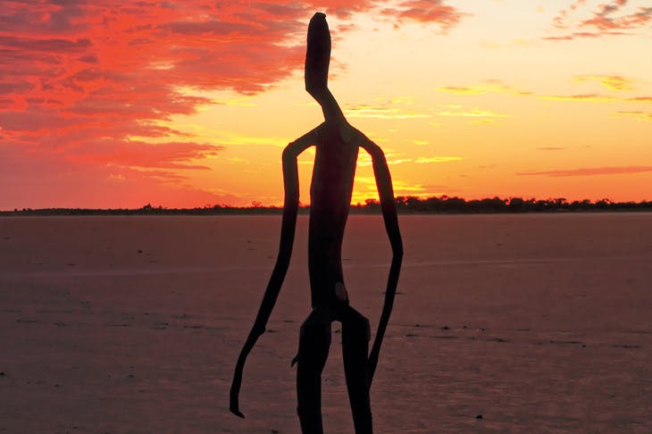 Who could underestimate the experience of witnessing 'Inside Australia' at dawn or dusk?