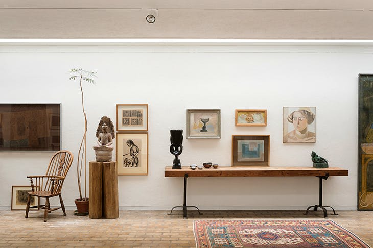 Domestic harmony: Kettle's Yard, Cambridge, 'a work of art in itself'