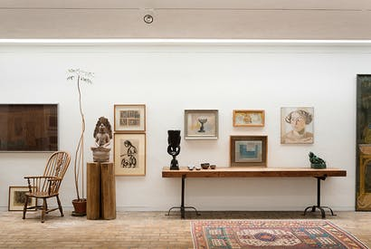 Domestic harmony: Kettle's Yard, Cambridge, 'a work of art in itself'