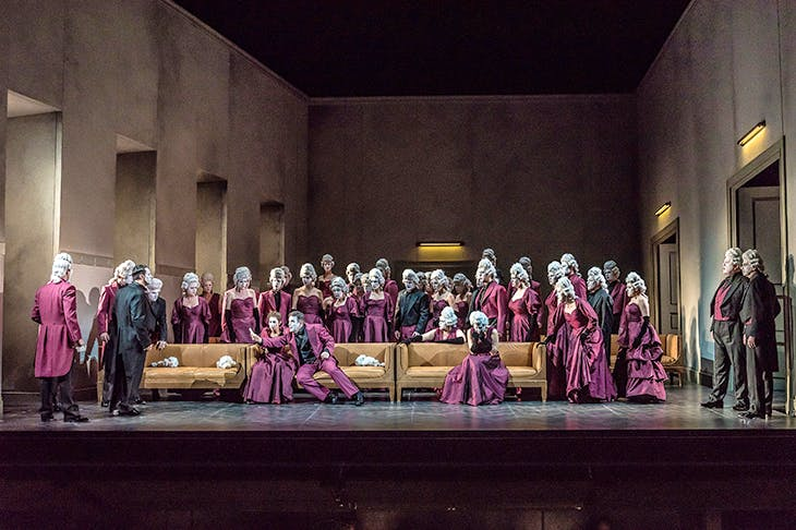 Ball breaker: Opera North's production of Un ballo in maschera