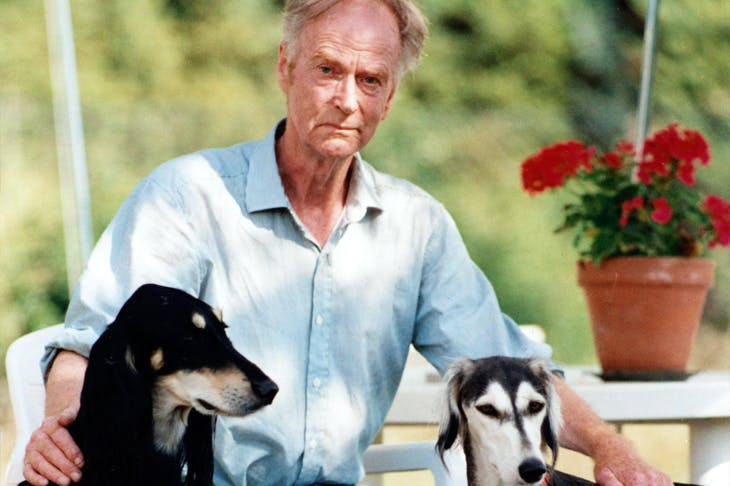 John Cairncross in retirement in the south of France. 'He was my favourite of the Five,' Yuri Modin, their KGB controller, wrote in his memoirs, despite finding Cairncross's unpunctuality and inability to work a microfilm camera infuriating
