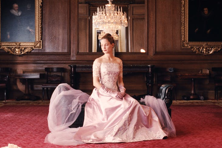 Dressed to thrill: Vicky Krieps as Alma in Phantom Thread