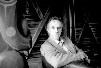 Cult figure: Dr Jordan Peterson