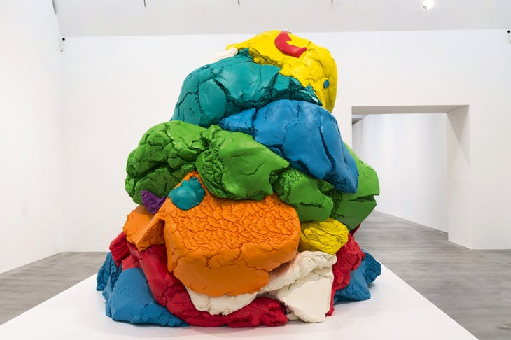 'Play-Doh' (1994–2014) by Jeff Koons
