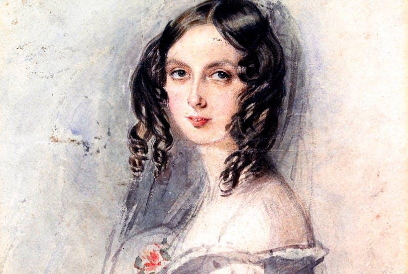 Portrait of Ada, aged 20
