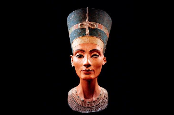 Bust of Nefertiti: 'the Mona Lisa of the ancient world'