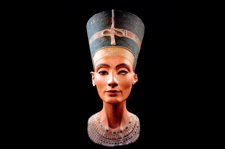 Bust of Nefertiti: 'the Mona Lisa of the ancient world'