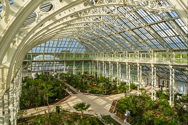 The Temperate House at Kew