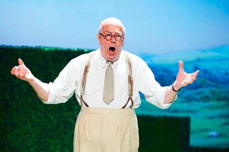Roger Allam as John Christie in David Hare's The Moderate Soprano