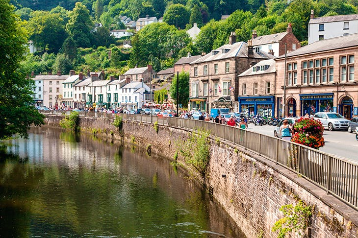 Hot spot: 'The Switzerland of Derbyshire'