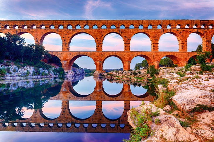 How to silence Henry James: the Pont du Gard