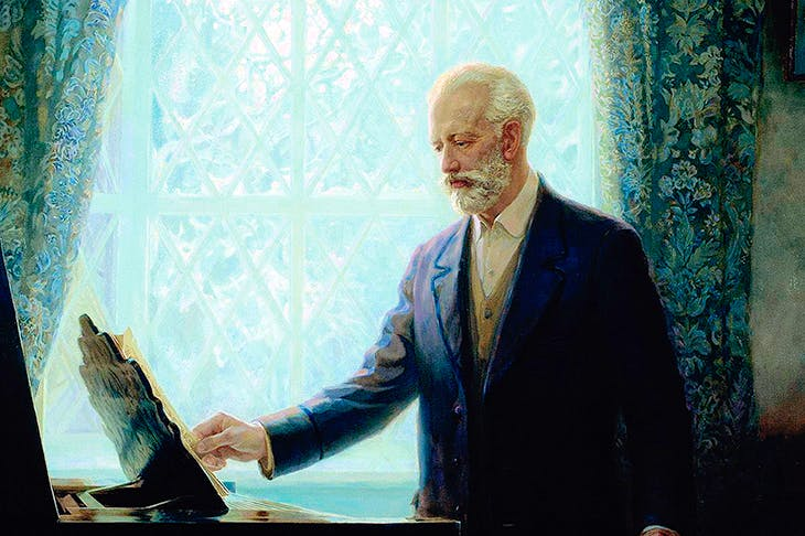 Tchaikovsky: an uneasy mix of desire for fame and a loathing for the familiarity of strangers