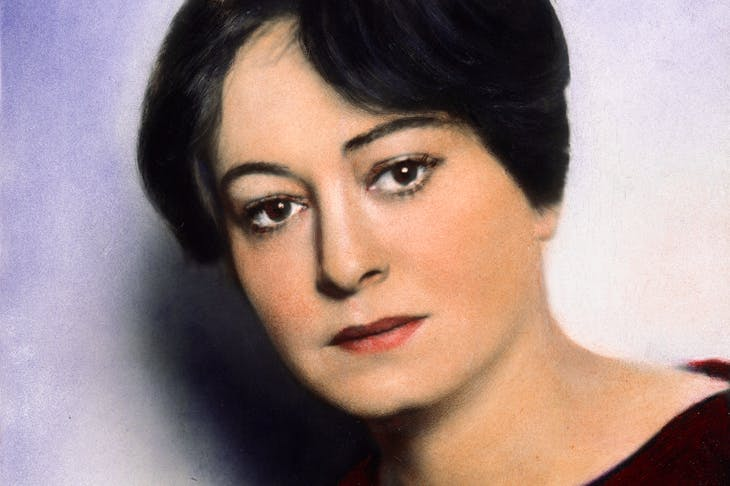 Dorothy Parker: poet, short story writer, acidic reviewer and queen of the Algonquin Round Table