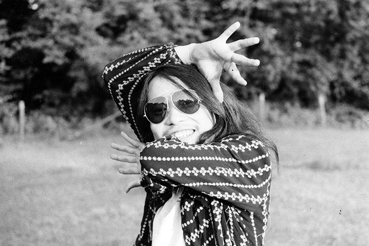 Vocalist, street performer and Jehovah's Witness: Damo Suzuki in 1971