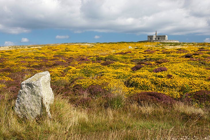 Going it alone: The Tibbets cottage on Lundy