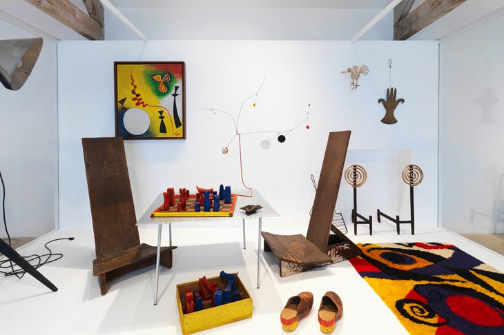 Volcano of invention: Alexander Calder at Hauser & Wirth Somerset