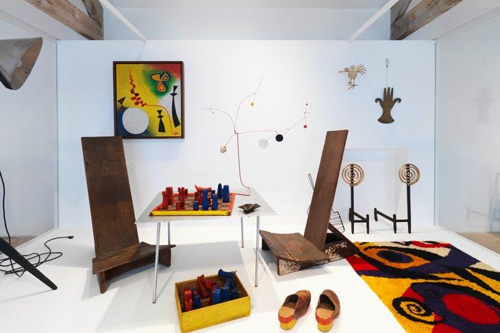 Volcano of invention: Alexander Calder at Hauser & Wirth Somerset