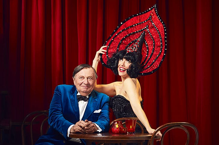 Life is a cabaret: Barry Humphries and Meow Meow
