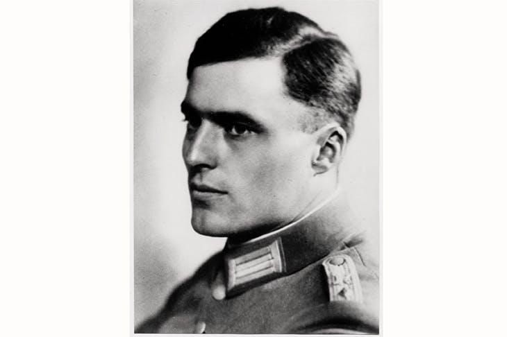 Colonel Claus Schenk Count von Stauffenberg