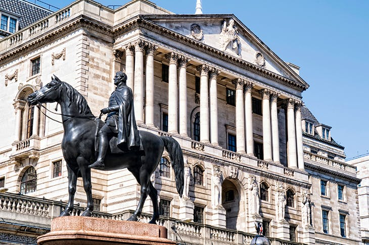 Breaking the bank: The impregnable BoE