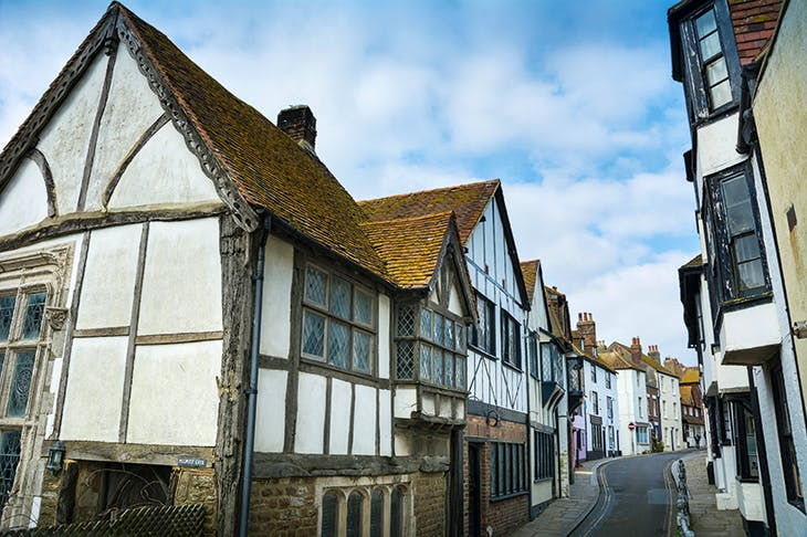 In name only: Hastings' beautiful Old Town