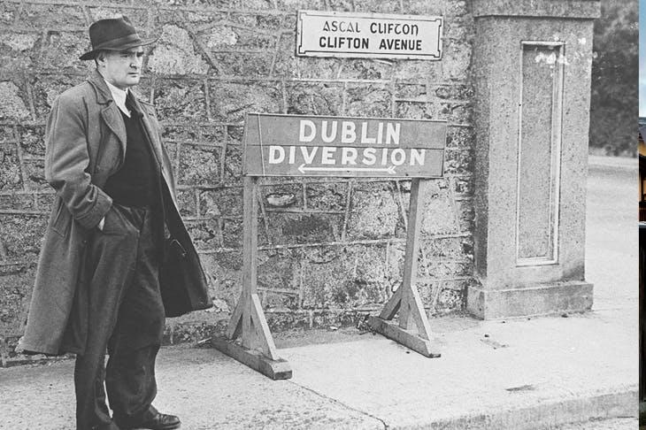 A man of many handles: Flann O'Brien in Dublin