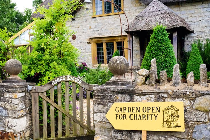 'Lovely' is the word that best sums up the National Garden Scheme