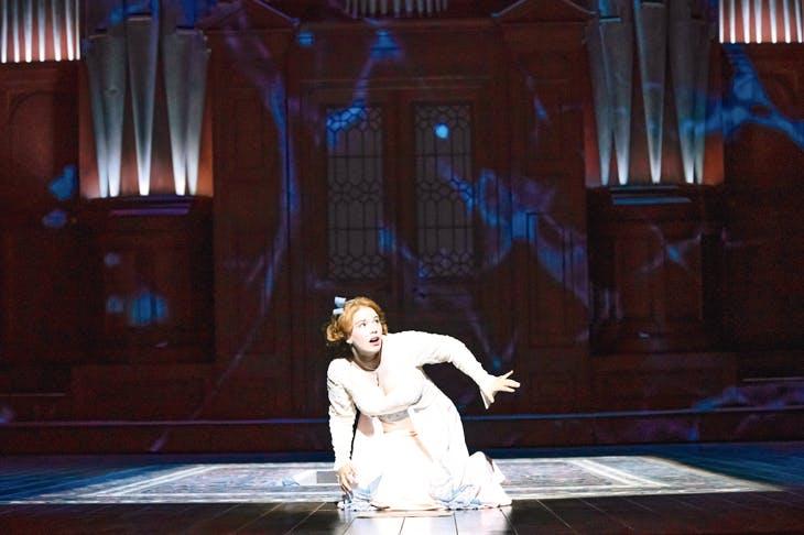 Christina Gansch as Mélisande in Pelléas et Mélisande at Glyndebourne Festival