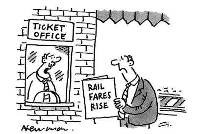 'Of course seats are expensive: they're very rare.'