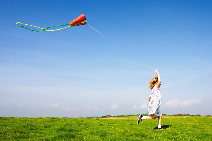 Let's go fly a kite...